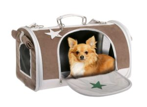Купить переноску для собаки