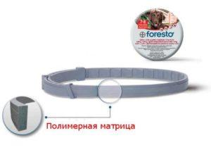 Купить ошейник Форесто для собаки в Москве