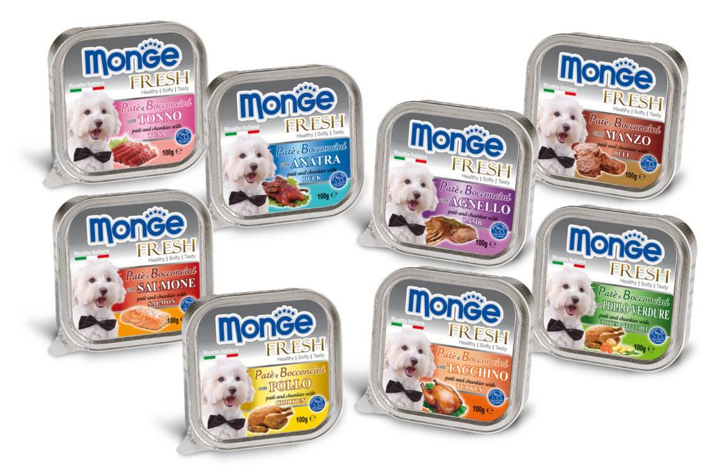 Монжи корм для собак купить
